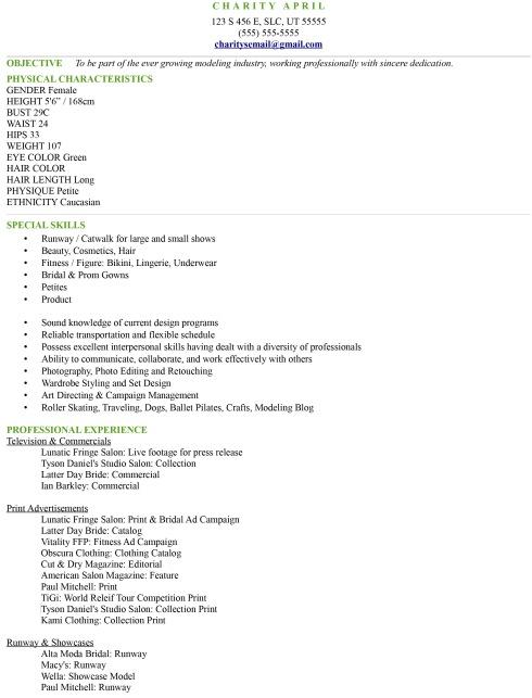 Cheap for whom? - American Enterprise Institute runway model resume ...